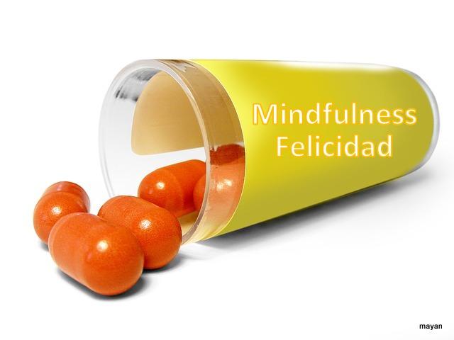 Píldoras Mindfulness, felicidad garantizada